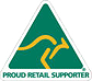 Australian Made - Proud Retail Supporter