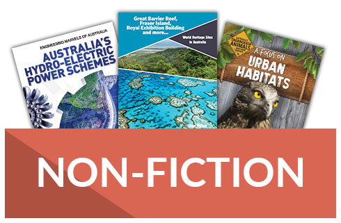 Australiana Non-Fiction Books