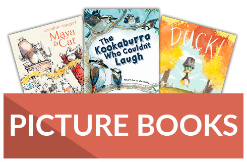 Australiana Picture Books